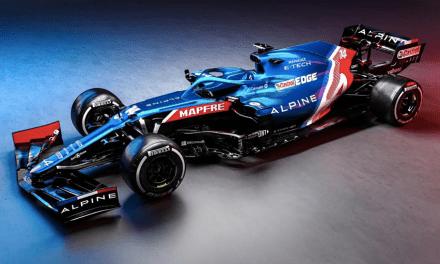 Grupo Renault: Alpine F1 Team hace su estreno oficial