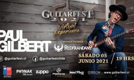 GUITARFEST VIRTUAL EXPERIENCE 2021 / PAUL GILBERT