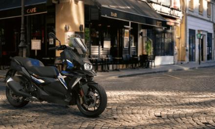 Más seguridad y amigable con el medio ambiente: BMW Motorrad presenta los nuevos BMW C 400 X y C 400 GT