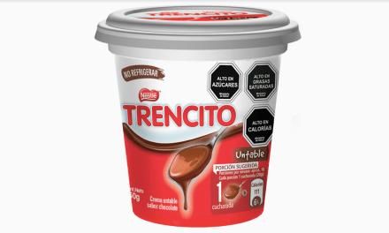 Trencito Untable: el clásico y exquisito sabor del chocolate de leche, ahora en un nuevo formato