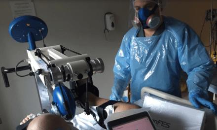 Héroes en pandemia: el rol de los kinesiólogos con los pacientes COVID
