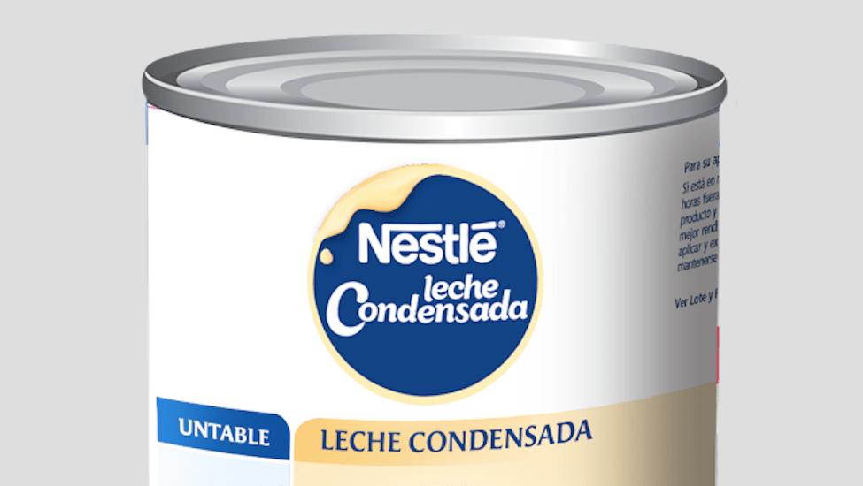 ¡Más delicioso imposible!:  Nestlé Professional presenta nueva Leche Condensada untable
