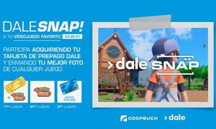 """Participa del """"Dale Snap"""" : Lleva tu ojo artístico más allá de la cámara: lanzan concurso de fotografías de videojuegos"""