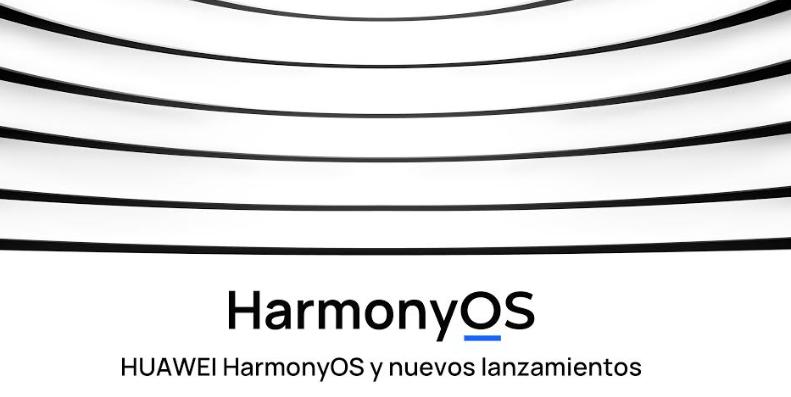 Huawei presenta una gama de productos nuevos basados en HarmonyOS 2