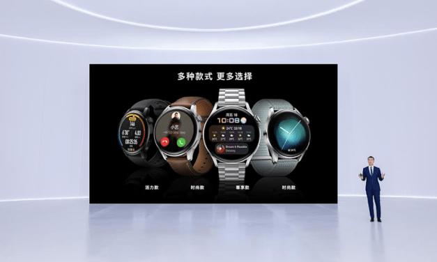 HUAWEI WATCH 3: un asistente inteligente independiente con la misma potencia que un smartphone
