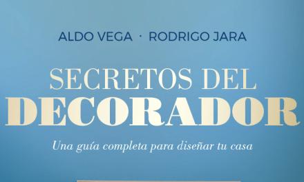 Secretos del decorador: El libro Aldo Vega y Rodrigo Jara, los decoradores más éxitosos de las redes sociales