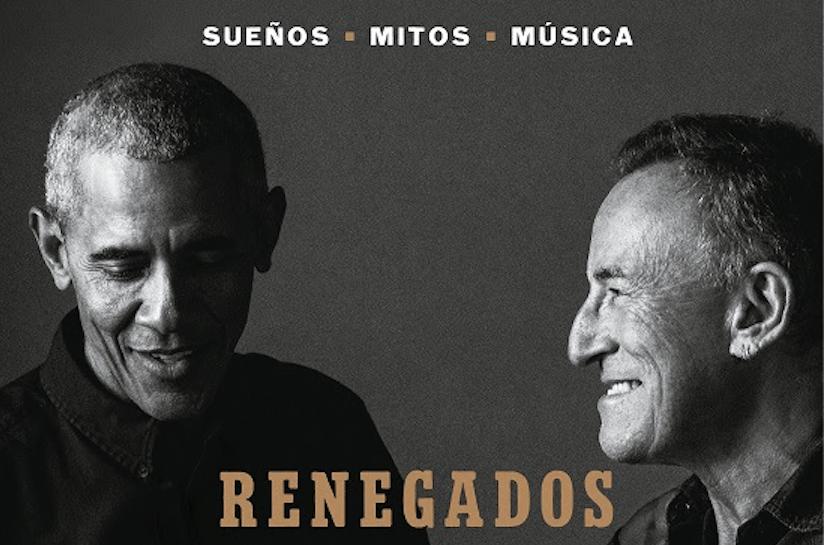 El presidente Barack Obama y el músico Bruce Springsteen se reúnen para contar su historia estadounidense en RENEGADOS: Born in the USA Sueños – Mitos – Música