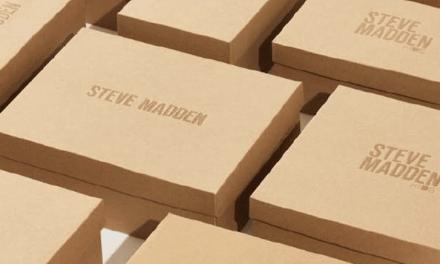 Steve Madden lanza nuevas cajas sustentables y biodegradables