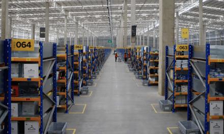 Mercado Libre cuadruplica su capacidad de almacenamiento con la inauguración de nuevo centro en Colina