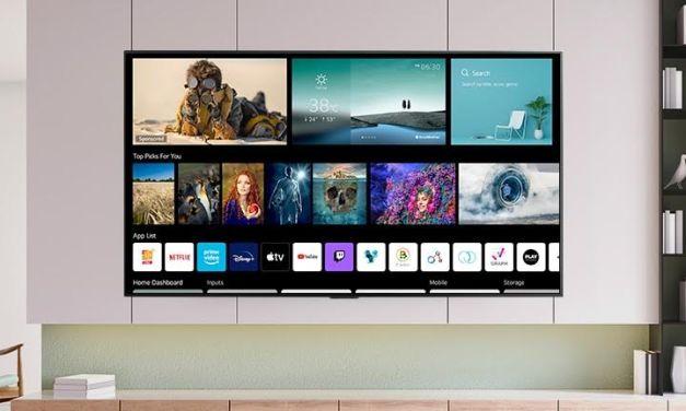 LG : ¿Buscas un televisor? Asegúrate que sea con Inteligencia Artificial