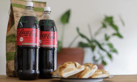 Columna Coca-Cola Chile: Un «18» sustentable