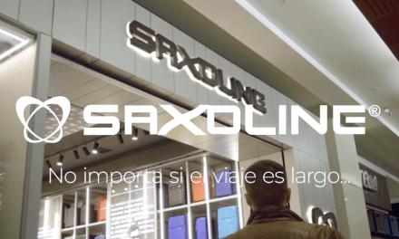 SAXOLINE REDEFINE EL VIAJE CON SU NUEVO CONCEPTO DE TIENDAS