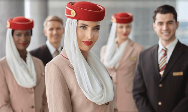 Emirates busca 3.000 tripulantes de cabina y 500 empleados de servicios aeroportuarios para respaldar el aumento de las operaciones