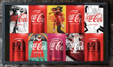La compañía Coca-Cola presenta una nueva plataforma de marca global para la marca Coca-Cola