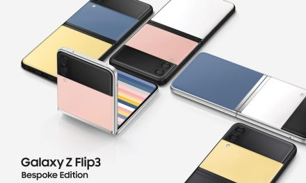Samsung reveló el Galaxy Z Flip3 Bespoke Edition