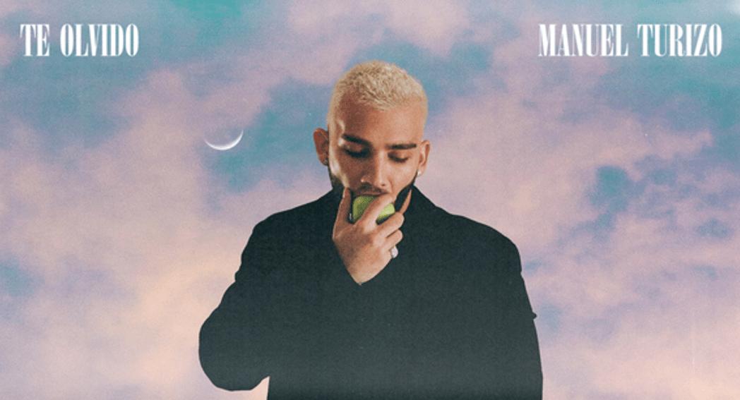 """MANUEL TURIZO nos lleva a la década del 2000 en su nuevo video musical """"TE OLVIDO"""""""