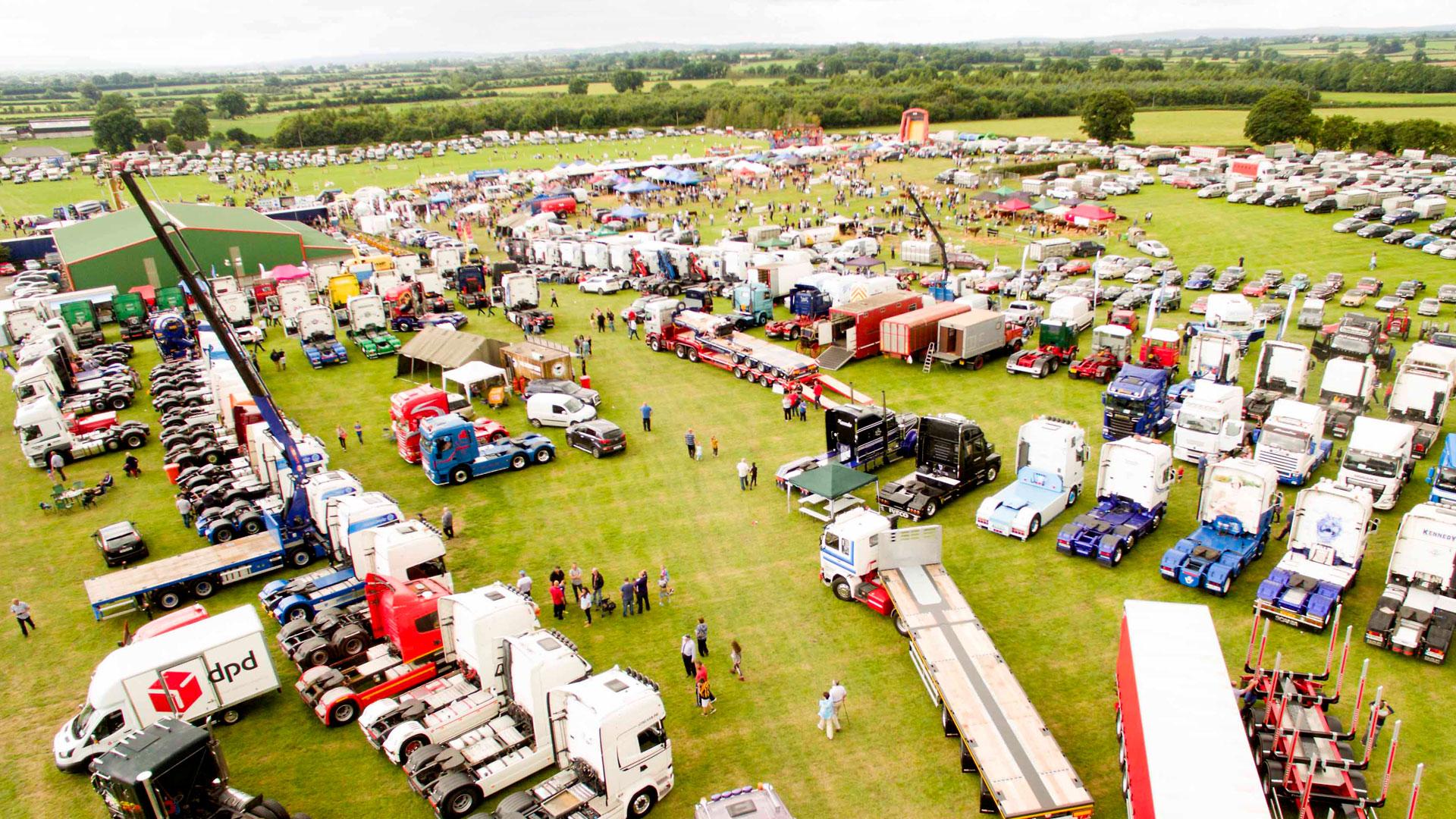 The Ossory Agricultural Show – July 28th 2019