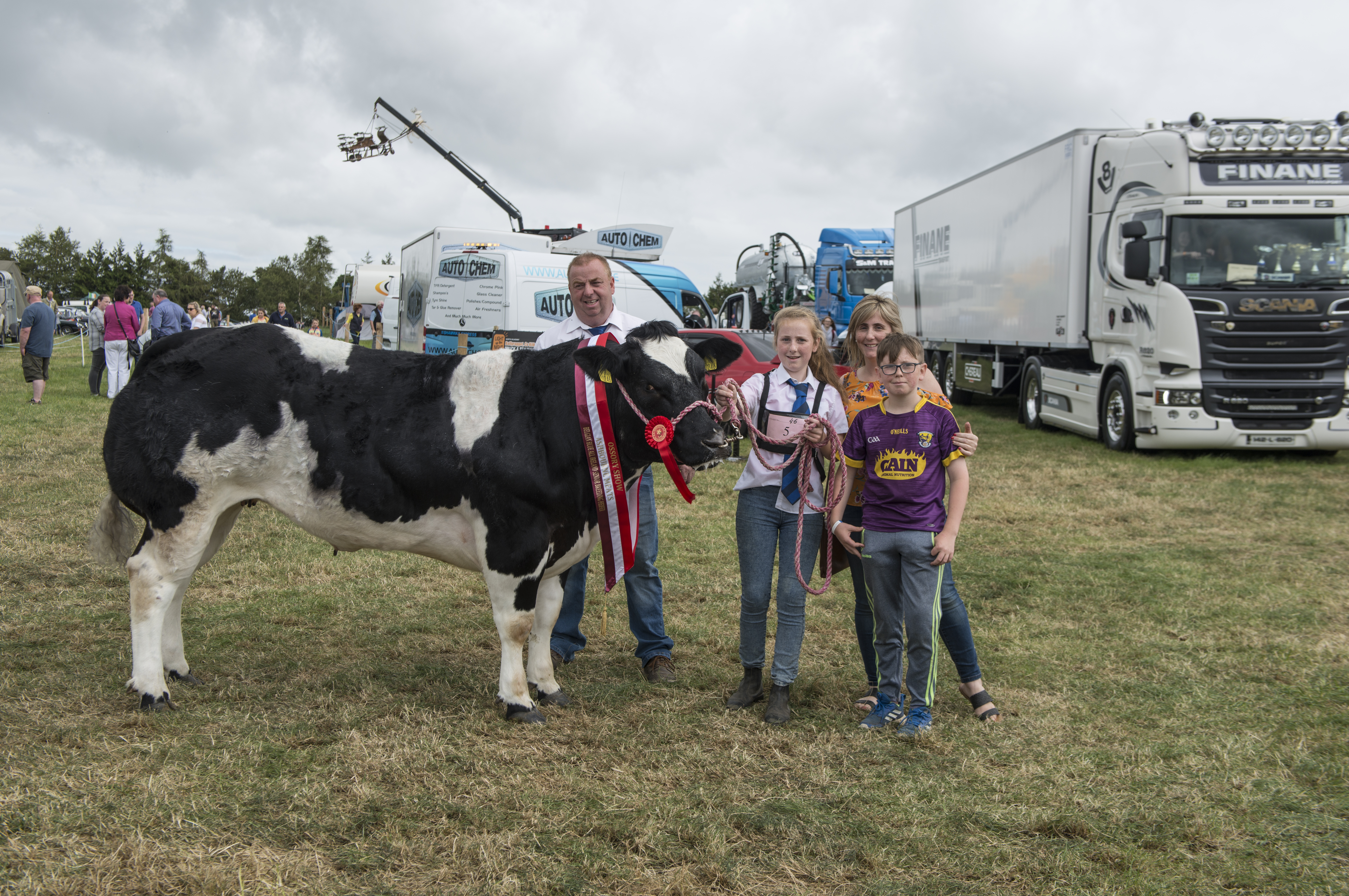 Ossory Show 2019 – All The Results
