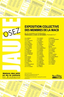 Osez Jaune (Dare Yellow) Group Exhibition