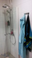 Taittuvat suihkuseinät