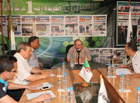 Mesbah: Zeroual is the only man who can preserve President Bouteflika's dignity – الشروق أونلاين