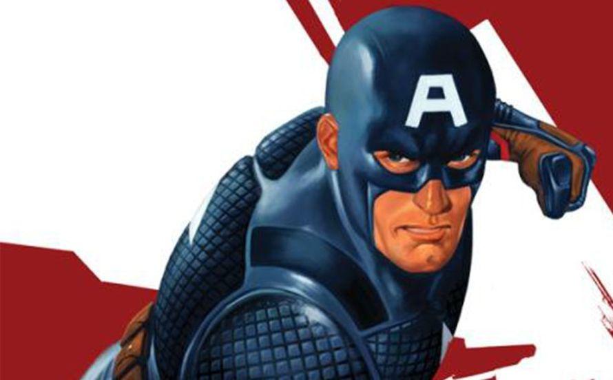 Kapitan Ameryka na czerwono, czyli o pomyłce Marvela