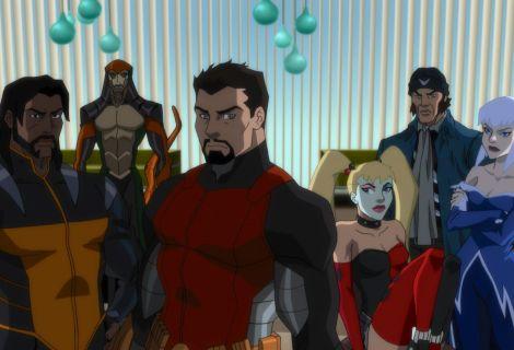 "Flashpoint vol. 2 – recenzja wydania DVD ""Suicide Squad: Piekielna misja"""