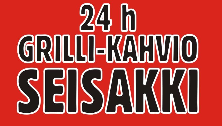 Ravintola-Grilli Seisakki 24h
