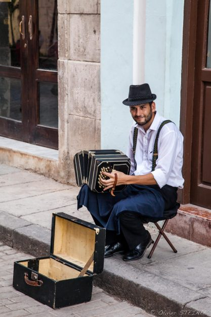 In La Habana Vieja