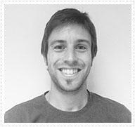 Xavi Palau es fisioterapéuta y osteópata deportivo