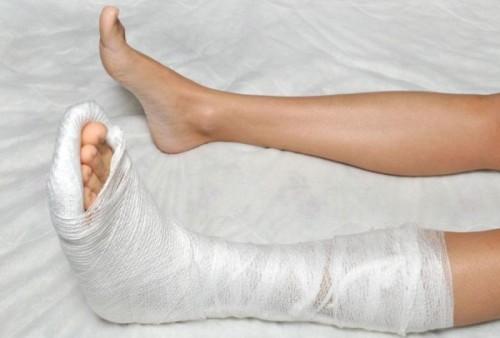 Лечение повреждения и растяжения дистального межберцового сочленения