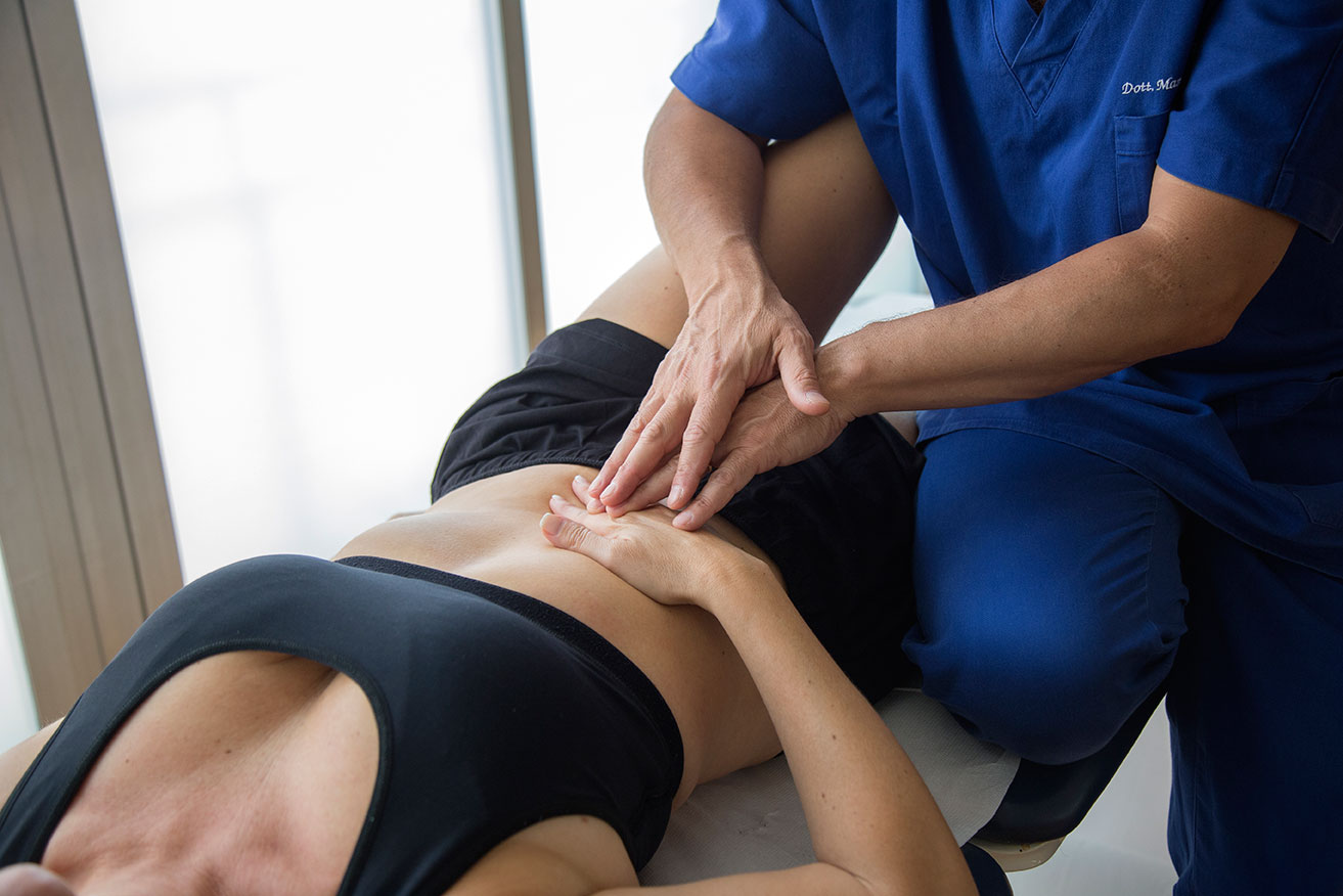 Osteopatia viscerale a Roma - Dott. Manlio Cicoira Osteolive