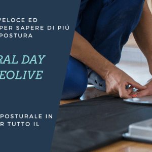Postural Day ad Osteolive