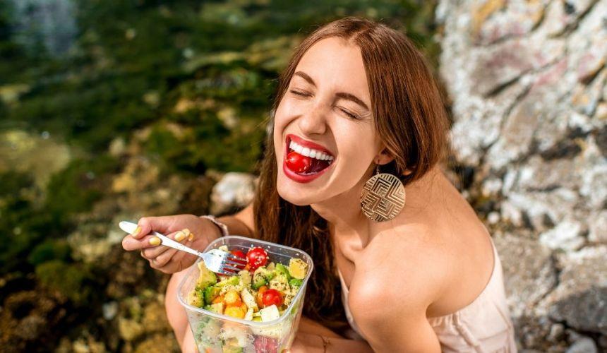 Le 10 regole per una alimentazione sana