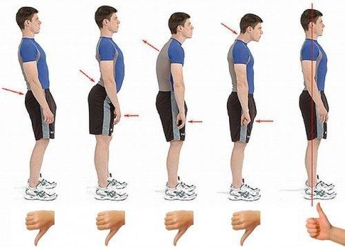 simonetta alibrandi osteopata la postura corretta
