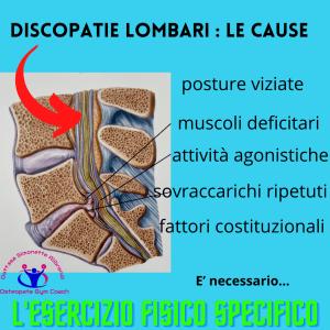 simonetta-alibrandi-osteopata-mal-di-schiena-lombalgia-esercizi-efficaci-cause-delle-discopatie-lombari
