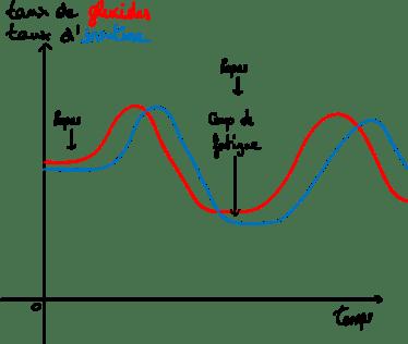 Produits à index glycémique haut