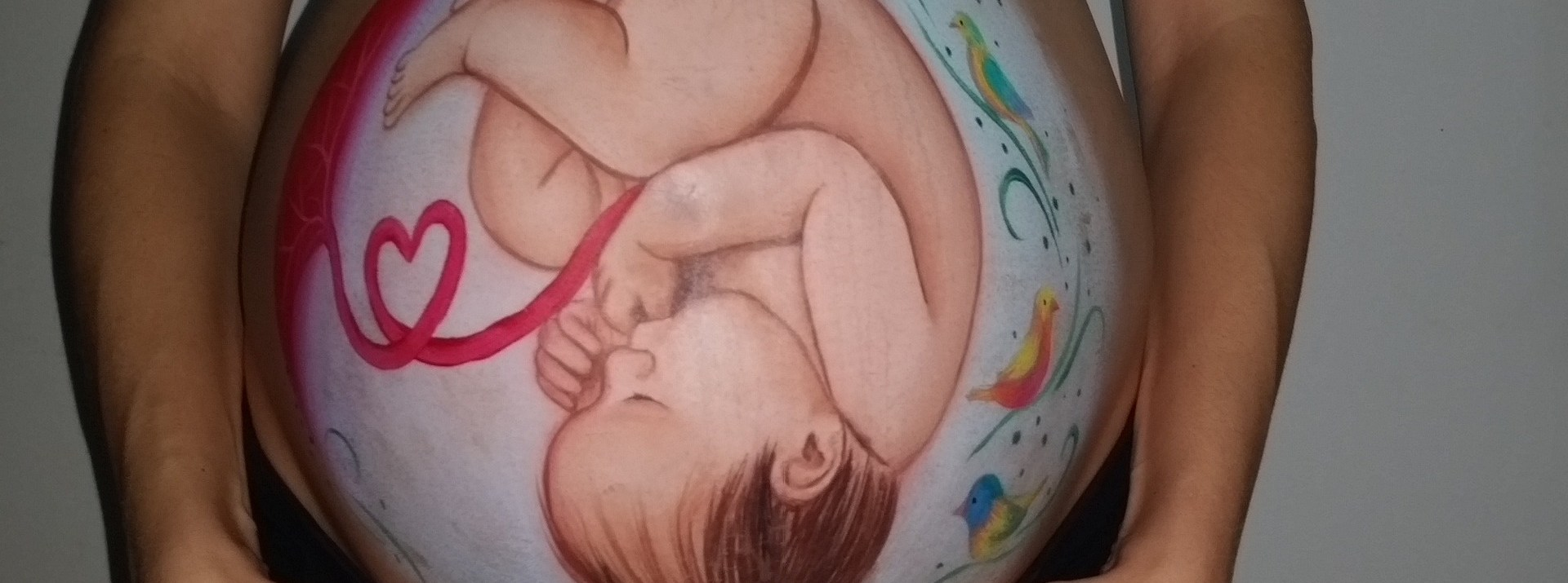 Maternité = Métamorphose
