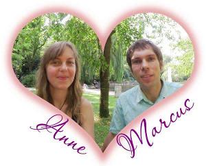 Paar Anne und Marcus