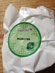 Haugaland meieri's Munster