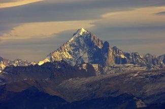 Mt Aiguile Verte Savoie