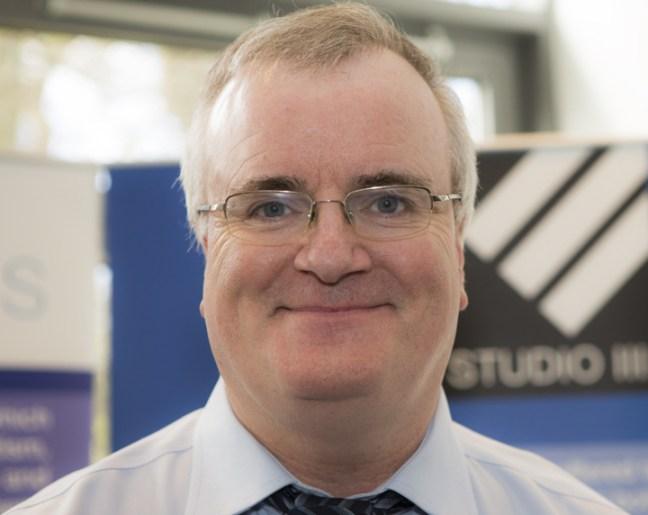 Intervju med Andy McDonnell