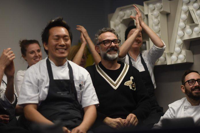 Wer ist Massimo Bottura Chefköche der Welt