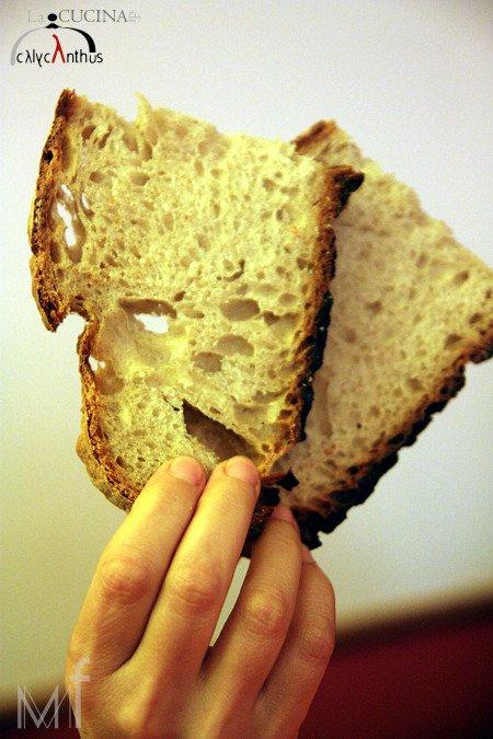Il sapore nascosto di olio, pane e vino