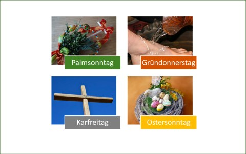 Rituale & Elemente: Kar- und Ostertage