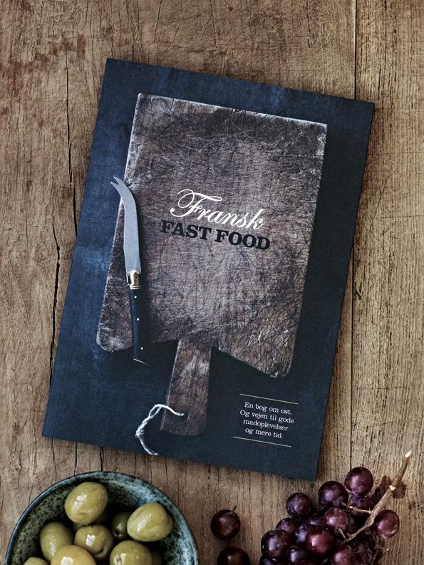 Fransk Fastfood - en bog om osteborde og meget andet