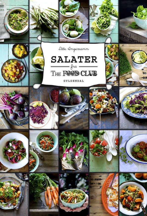 Sådan ser Salater fra The Food Club ud