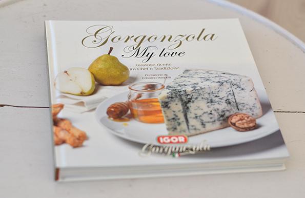 Gorgonzola my love-kogebog