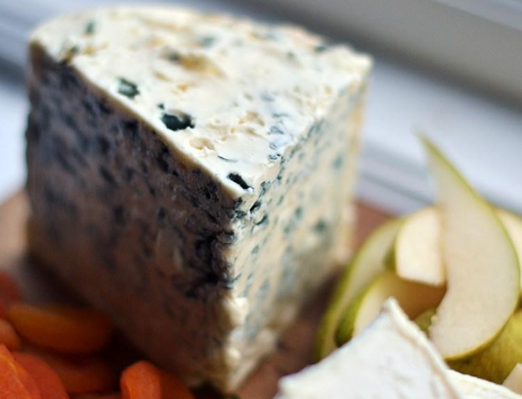 Le Bleu på ostebordet