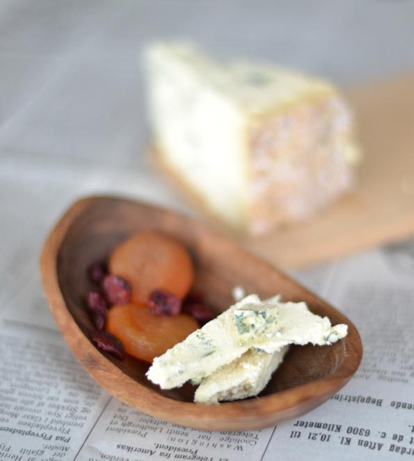 Stilton - engelsk blå ost